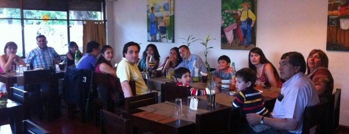 Los Pibes - Cocina Italo Argentina is one of Café Pendiente Chile.