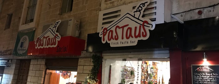 Pastaus is one of La Valette 2018.