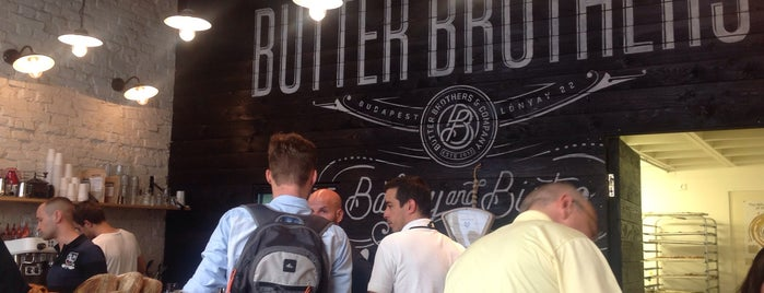 Butter Brothers is one of Budapest 2015.