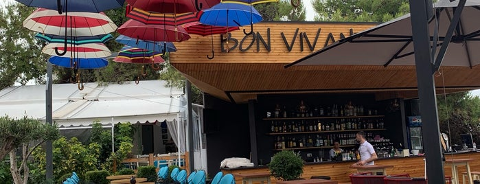 Bonvivant Sarande is one of Albania Travel Spots.