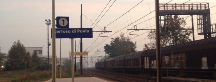 Stazione Certosa di Pavia is one of Vladさんのお気に入りスポット.
