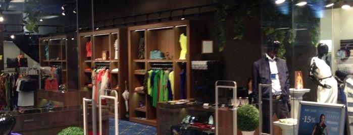 GRANAT Fashion Boutique is one of สถานที่ที่บันทึกไว้ของ Slava.