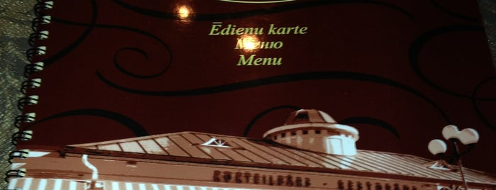 Majorenhoff | Restaurant is one of AtputasBazes.lv VOL 2.
