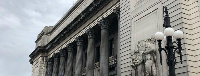 Banco República (BROU) is one of Fabio 님이 저장한 장소.