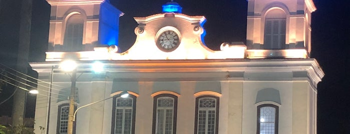 Igreja Matriz Santo Antônio is one of Lugares favoritos de M.a..