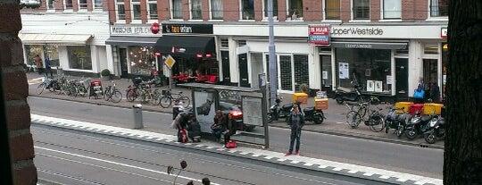 Tramhalte Bilderdijkstraat is one of marzeno.