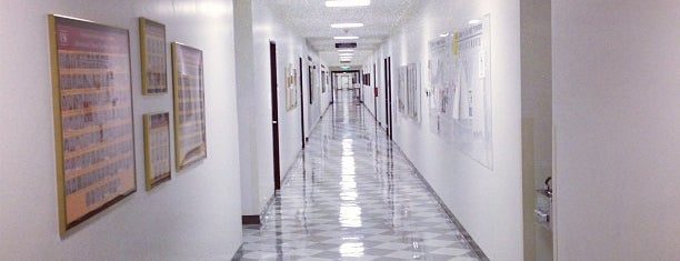 USC Center for Health Professions is one of My home LA.