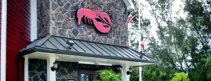 Red Lobster is one of Tempat yang Disukai Fernando.