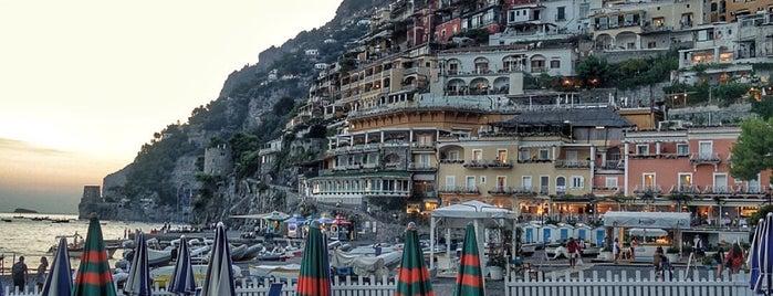 The Beach @ Positano is one of Italie.