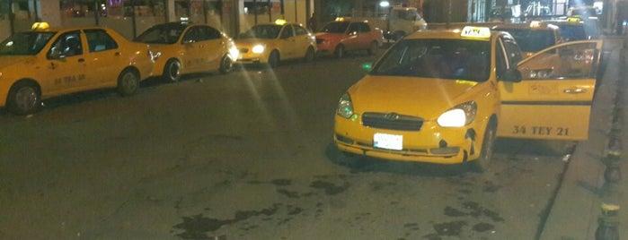 Kartal Stad Taksi is one of HANDE'nin Kaydettiği Mekanlar.