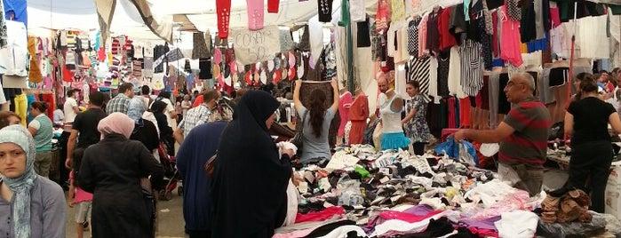 Çekmeköy Ulus Pazarı is one of Istanbul |Shopping|.