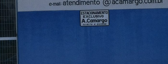 A.Camargo is one of Specials at Goiânia - GO - Brazil.