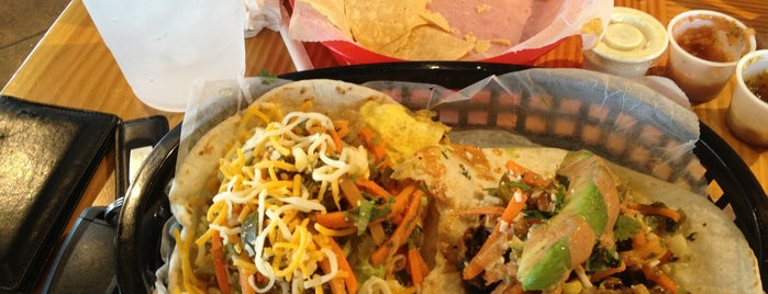 Torchy's Tacos is one of DFW -More Great Food.
