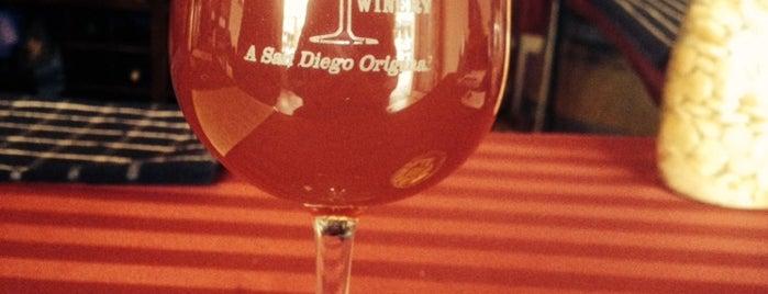 San Pasqual Winery Tasting Room is one of San Diego遊び.
