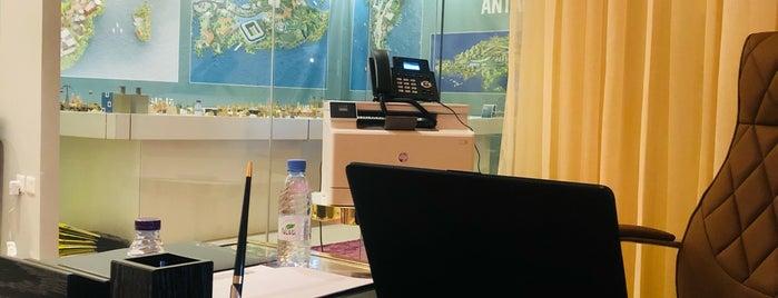 Fortore is one of Riyadh Malls.