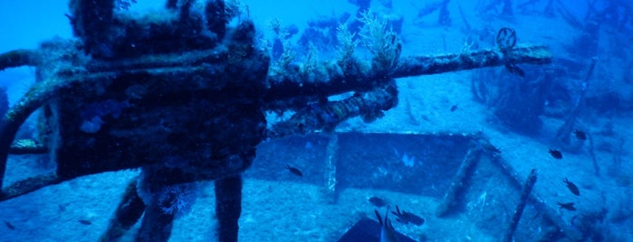 P29 Wreck is one of Malta.