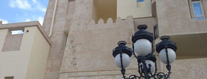 Hotel Borj Dhiafa is one of Lugares favoritos de YSN.