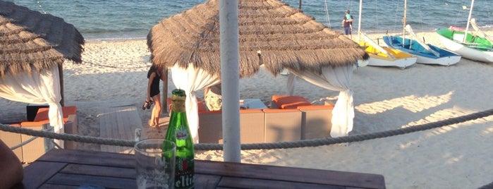 The Beach Lounge @ Seabel Alhambra is one of ToonC'un Kaydettiği Mekanlar.