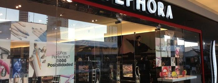 SEPHORA is one of Gdl.