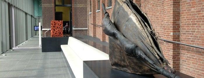 Stedelijk Museum 's-Hertogenbosch is one of Den Bosch.