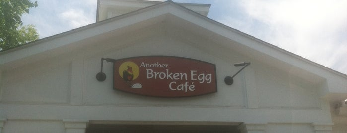 Another Broken Egg Cafe is one of Atlanta.