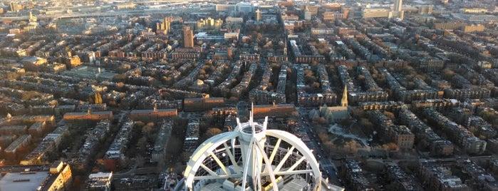 Skywalk Observatory is one of Boston: Fun + Recreation.