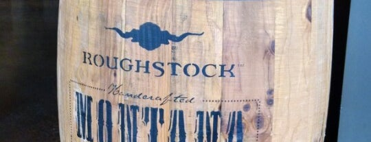 Roughstock Distillery is one of Brewery & Distillery To-Do List.