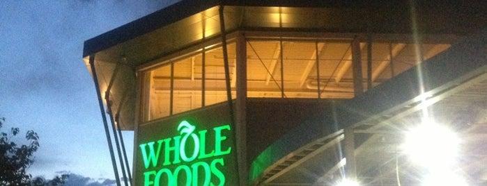 Whole Foods Market is one of my neighborhood.