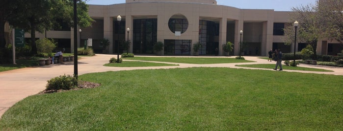 Valencia College: East Campus is one of Orlando City Badge - The City Beautiful.