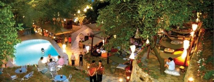Donjon Cafe Restaurant Bar is one of Sarıyer - Emirgan Cafeler.