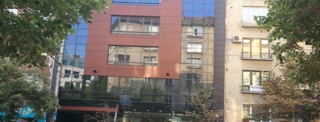 "Fibank (ПИБ) ""Христо Ботев"" is one of Locais curtidos por Zorata."