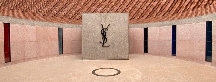Musée Yves Saint Laurent is one of Marrakech & Essaouira & Tanger.
