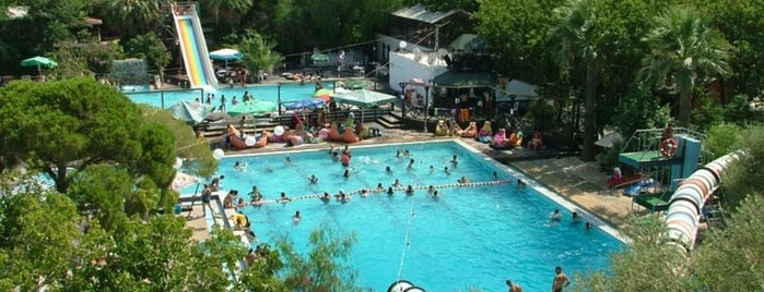 Aquba Aquapark is one of Yunus'un Beğendiği Mekanlar.