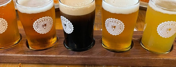 Southern Tier Brewing Company is one of Pittsburgh To Do.