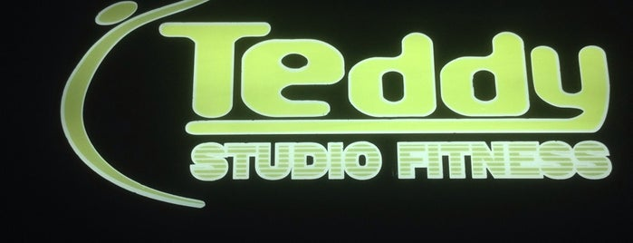 Studio Teddy is one of Lugares favoritos de Treicy.