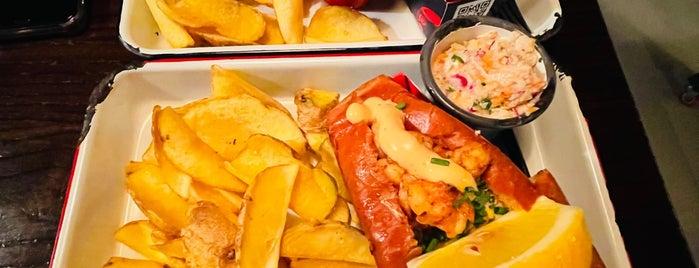 32 Grimp is one of Riyadh Sandwiches & BBQ.