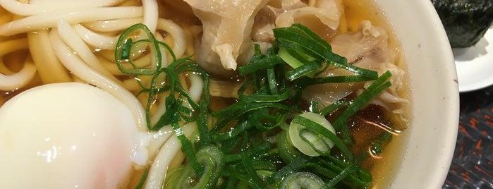 驛麺家 is one of Lugares favoritos de ZN.