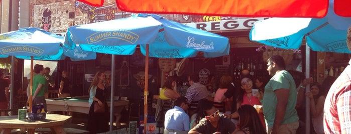 Reggie's Trainwreck Rooftop Deck is one of Chicago Summer Guide: Best Rooftops.