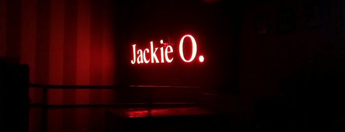 Jackie O. Parrilla is one of Terrazas/Aire libre/Patio.
