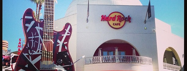 Hard Rock Cafe Hollywood at Universal CityWalk is one of Los Angeles.