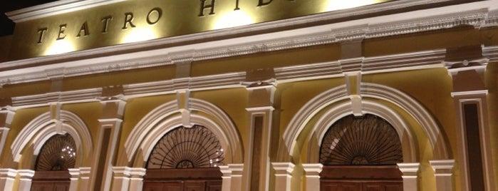 Teatro Hidalgo is one of Eleazar 님이 좋아한 장소.