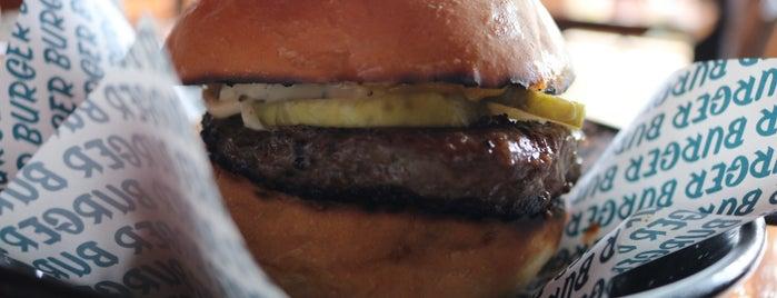 Burger Burger is one of Lugares favoritos de Ben.