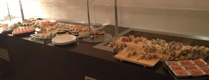 Atsuki is one of Sushi Milano.
