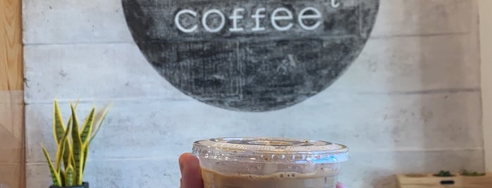 Blkdot Coffee is one of Scott 님이 좋아한 장소.