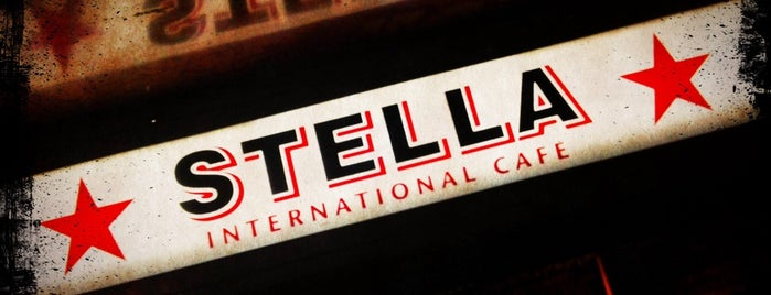 Stella Cafe is one of Detroit.