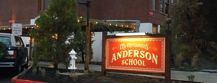 McMenamins Anderson School is one of Attractions.