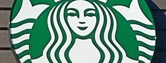 Starbucks is one of Tempat yang Disukai Joe.