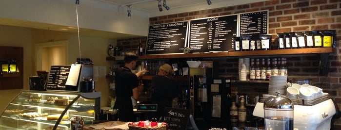 La Torrefazione is one of Helsinki Coffee Shop.
