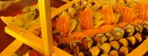 Kitakami Sushi is one of Restaurante.