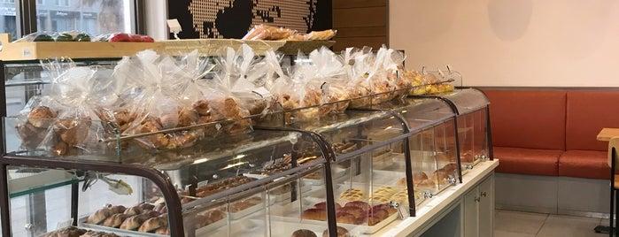 Bread Talk is one of Riyadh.